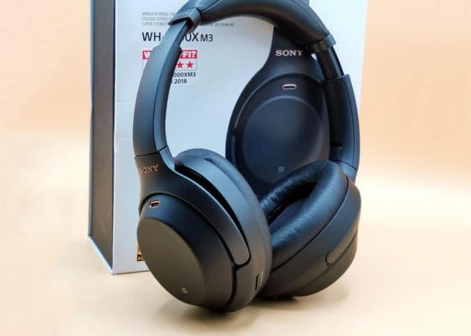 Avis casque Sony MX3
