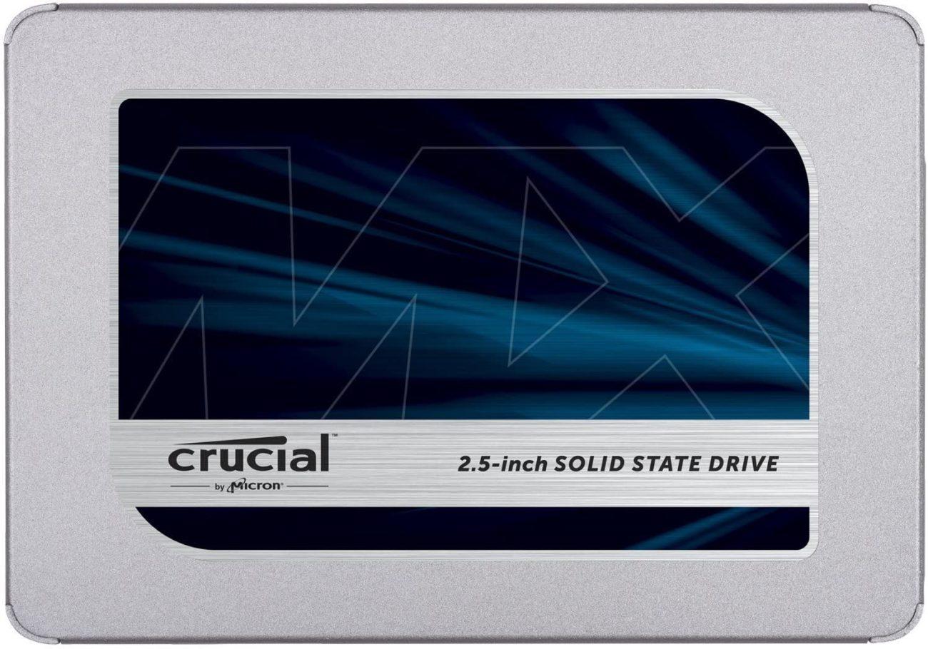 SSD Crucial MX500 (SATA)