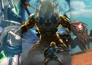 Mes trois jeux préférés sur Nintendo Switch