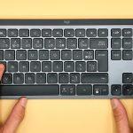 Test du clavier MX Keys Plus de Logitech
